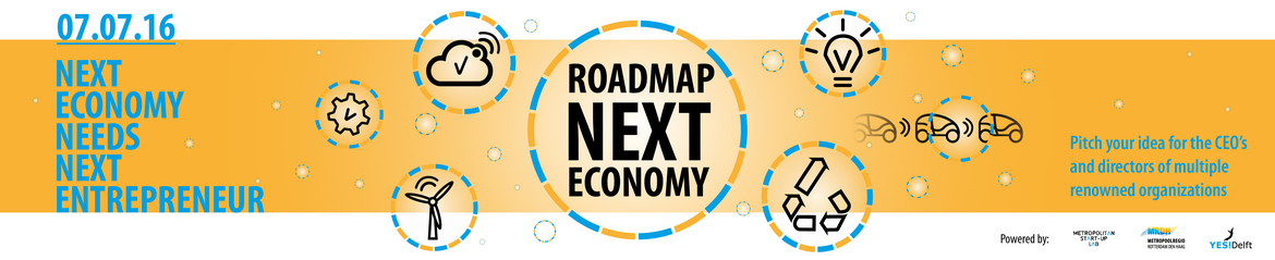 NEXT Economy needs NEXT Entrepreneur - Metropolitan Start-up Lab