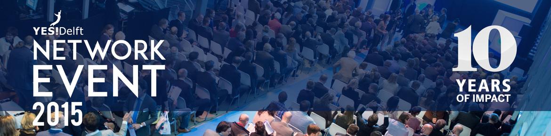 Network Event 2015 - YES!Delft Entrepreneurs