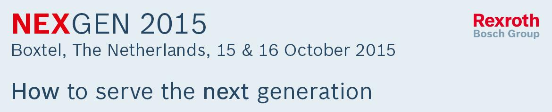NEXGEN 2015 (15 & 16 October)