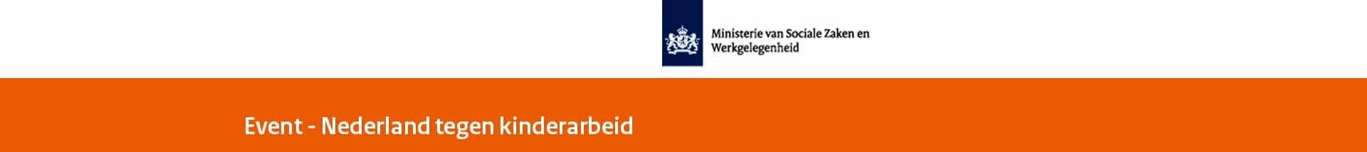Nederland tegen kinderarbeid