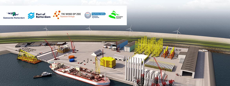 Bijeenkomst Offshore Wind Test- en demolocatie - Maasvlakte 2