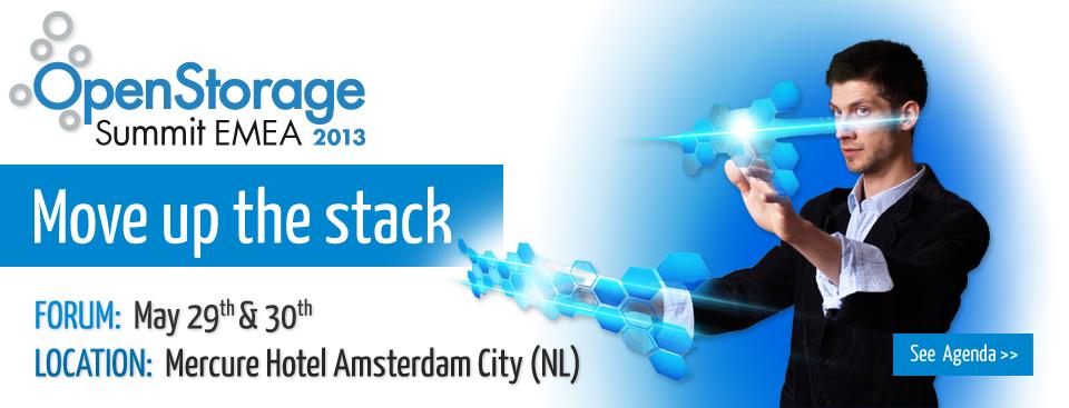 Open Storage Summit EMEA 2013