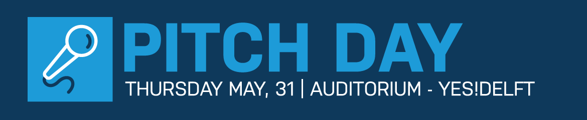 Pitch Day | 31 May 2018