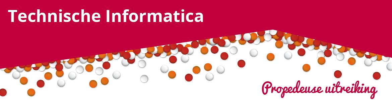 P uitreiking Technische Informatica   24 okt 2017   18:00