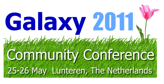 Galaxy Community Conference