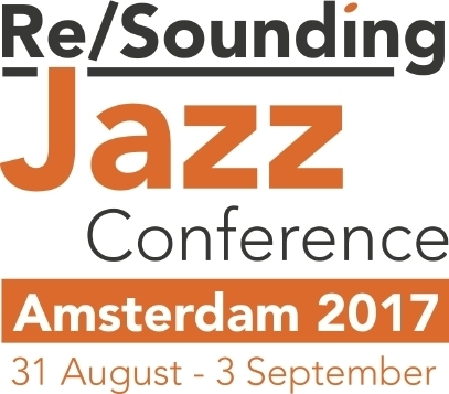 """Rhythm Changes Conference """"Re/Sounding Jazz"""""""