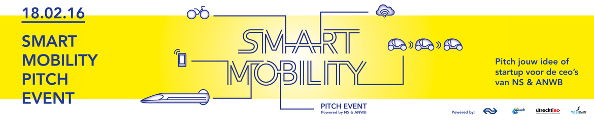 Smart Mobility Pitch Event