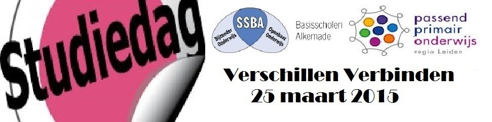 Studiedag SSBA/PPO 2015