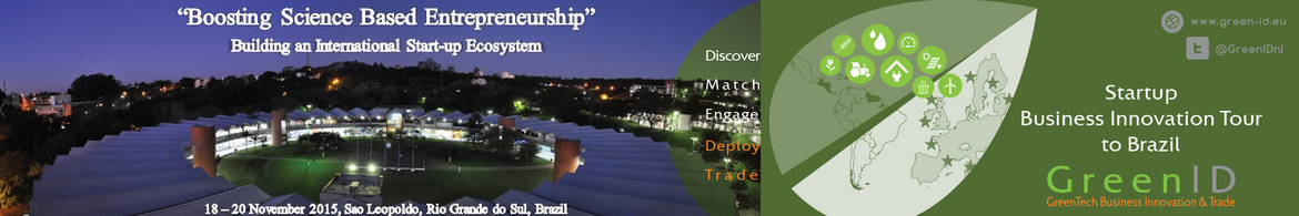 Startup Business Innovation Tour to Brazil