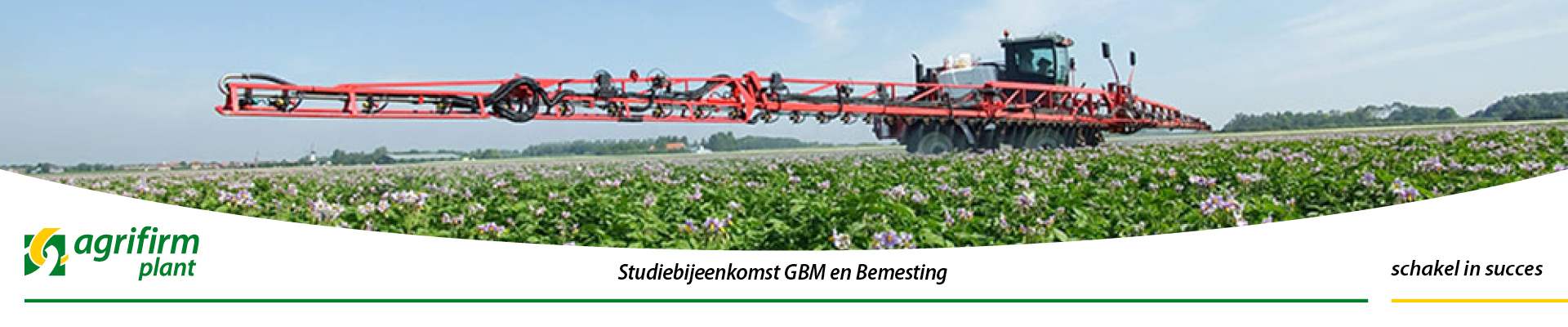 Studiebijeenkomst GBM en Bemesting in regio Zuid