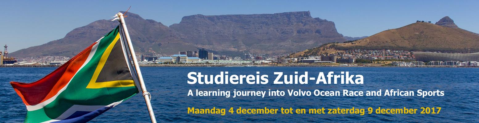 Studiereis Zuid-Afrika 2017