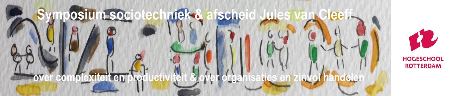 Symposium Sociotechniek | afscheid Jules van Cleeff
