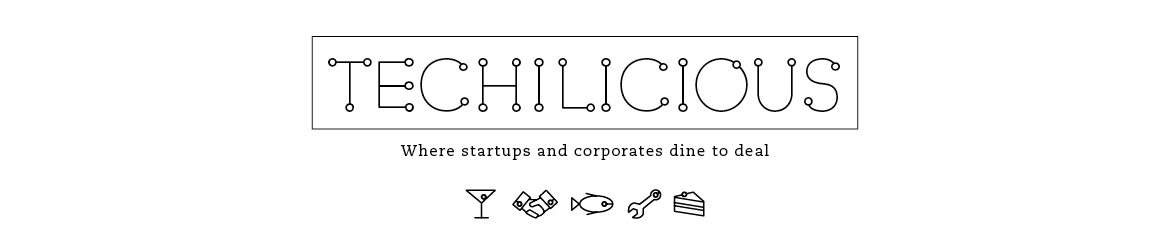 Techilicious for Startups