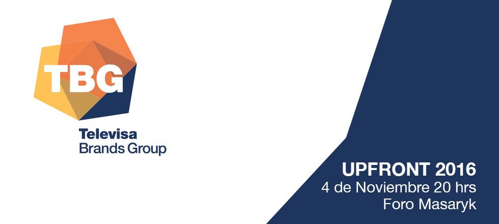 Upfront 2016 Editorial Televisa