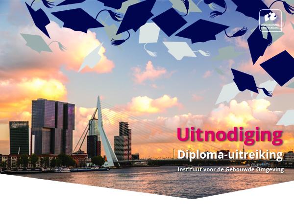 Diploma-uitreiking Vastgoed en Makelaardij