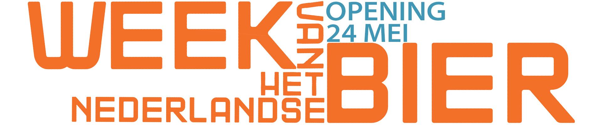 Opening Week van het Nederlandse Bier