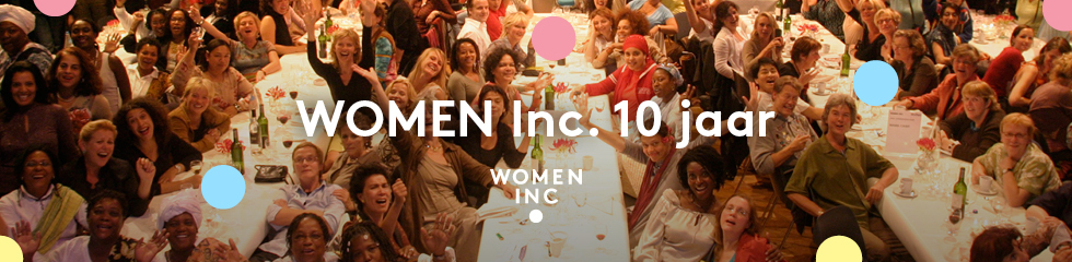 10 jaar WOMEN Inc.